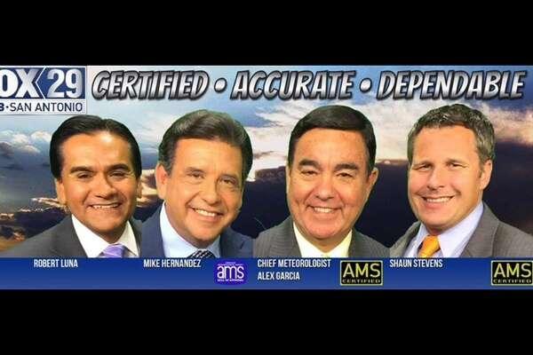 Another San Antonio TV news staple loses job - SFChronicle com