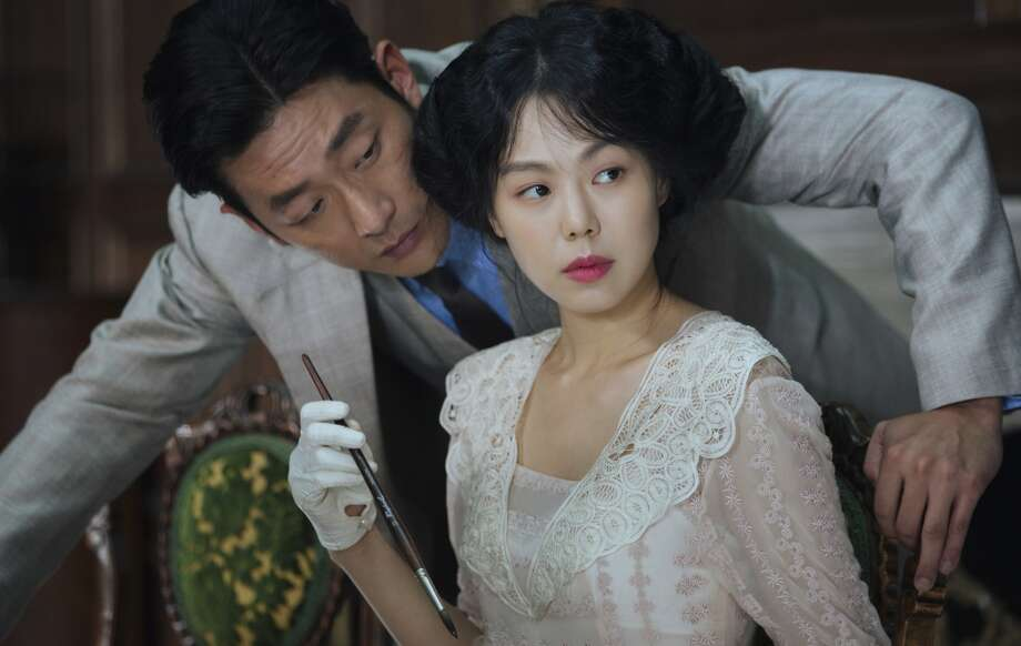 """The Handmaiden"" follows a conniving ""count"" who wants to marry a rich young girl only to have her committed so he can steal her inheritance."