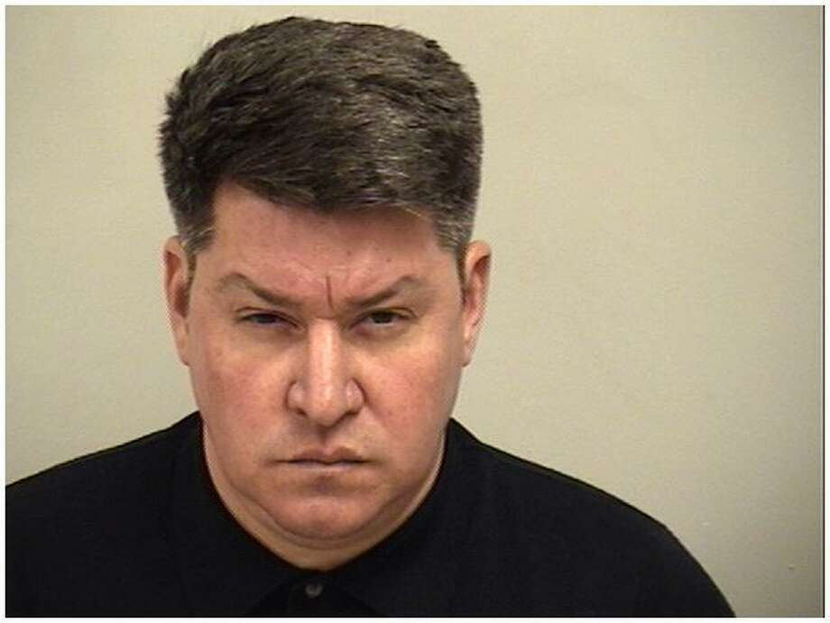 James Ribaudo, 47, of Norwalk, was charged with driving under the influence in Westport, Conn. on Jan. 20, 2017. Photo: Westport Police / Contributed Photo / Westport News