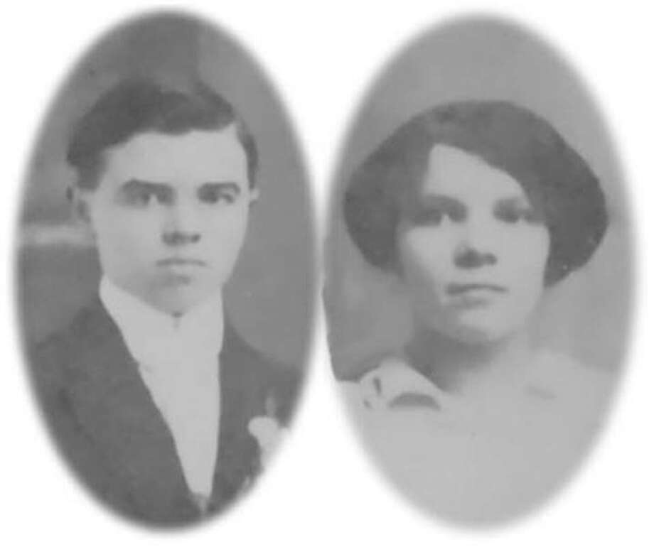 Peter and Rose Litwin, Cort McMurray's great-grandparents. Photo: Courtesy Cort McMurray