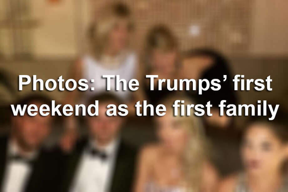 With 132 rooms, 35 bathrooms and 6 levels in the White House, newly elected U.S. President Donald Trump and his family had plenty to explore during their full schedule of inauguration events.Go behind the scenes for the Trump family's first weekend as the first family at the White House. Photo: Instagram