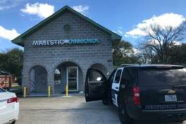 Beaumont Police Department responded to a robbery at Majestic Diamonds on Dowlen Road on Tuesday. The three suspects got away with $100 to $150 in cash, police said. Photo taken 1/24/17 Kim Brent/The Enterprise