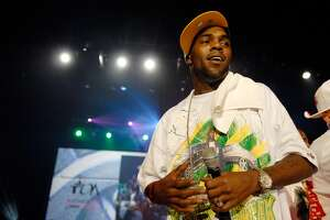 MIAMI - AUGUST 13: Recording artist Keak Da Sneak performs at the Second Annual Ozone Awards at the James L. Knight Center August 13, 2007 in Miami, Florida. (Photo by Ray Tamarra/Getty Images)