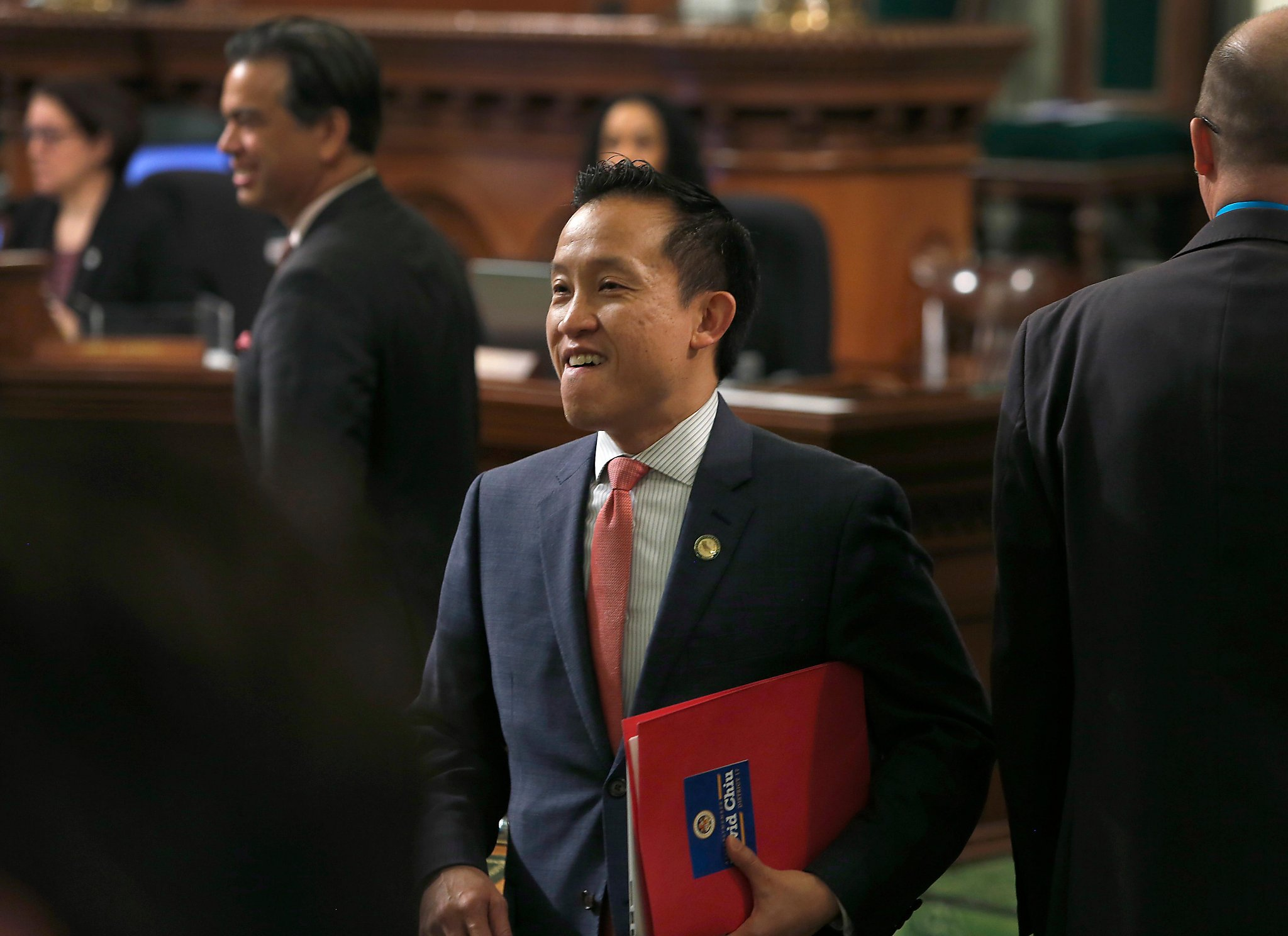 2017 05 19 California Bill Would Prevent Landlords From Asking About Immigration Status  >> California Lawmakers Approve Bill Protecting Undocumented Immigrant