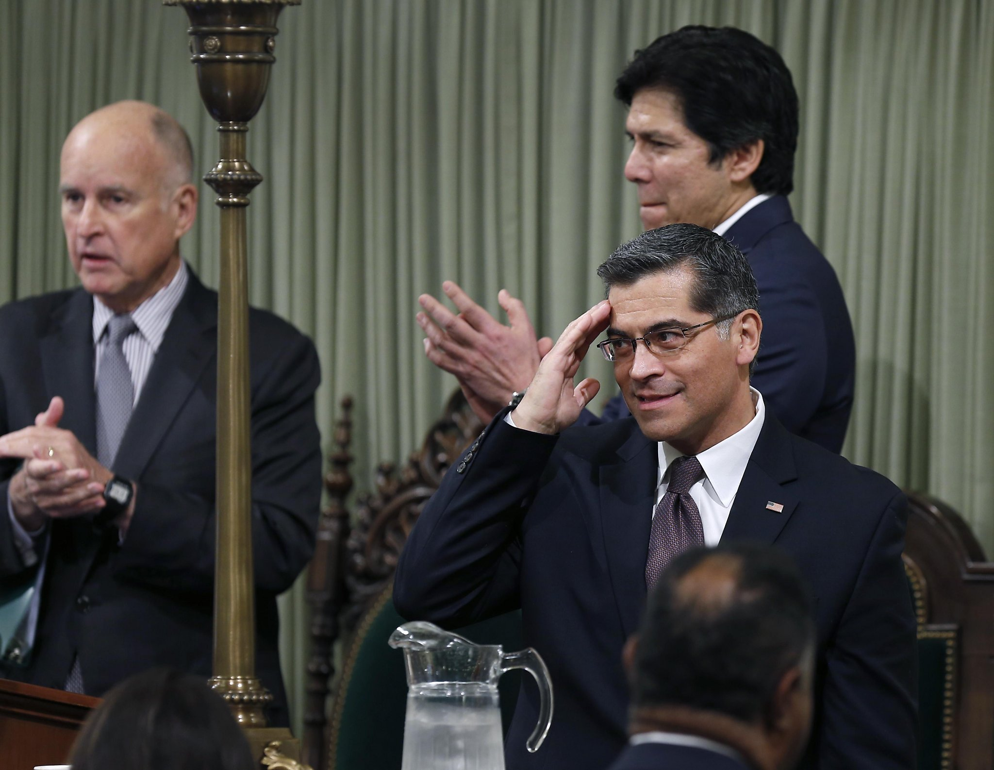 California attorney general's race roiled by Becerra appointment - San Francisco Chronicle