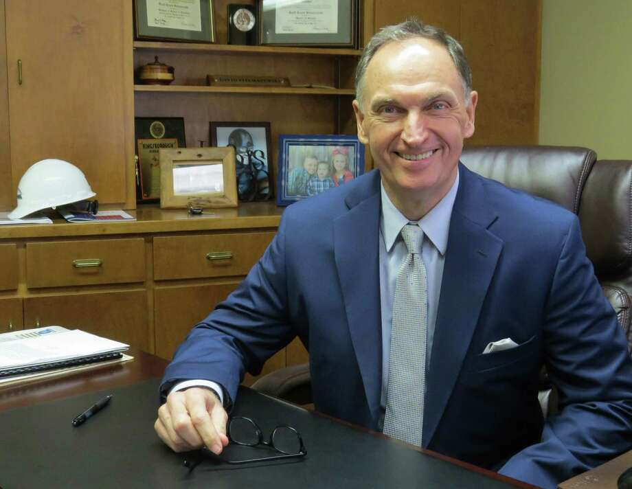 David Stelmazewski is the outgoing superintendent of Boerne Independent School District. Photo: Courtesy / Courtesy