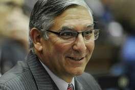 State Senate Republican Leader Len Fasano, R-North Haven.