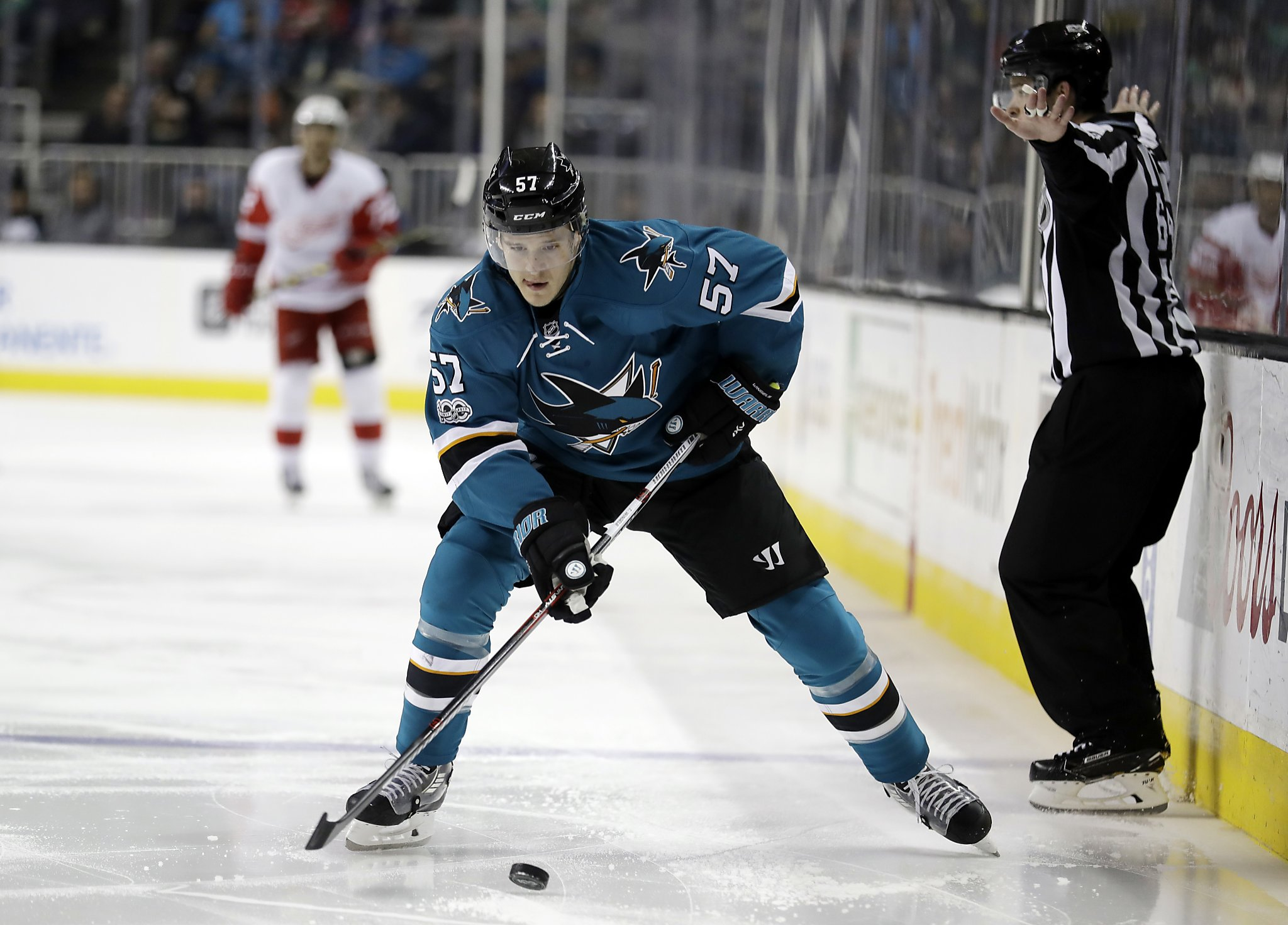 Sharks trade Tommy Wingels to Ottawa for 2 minor-leaguers