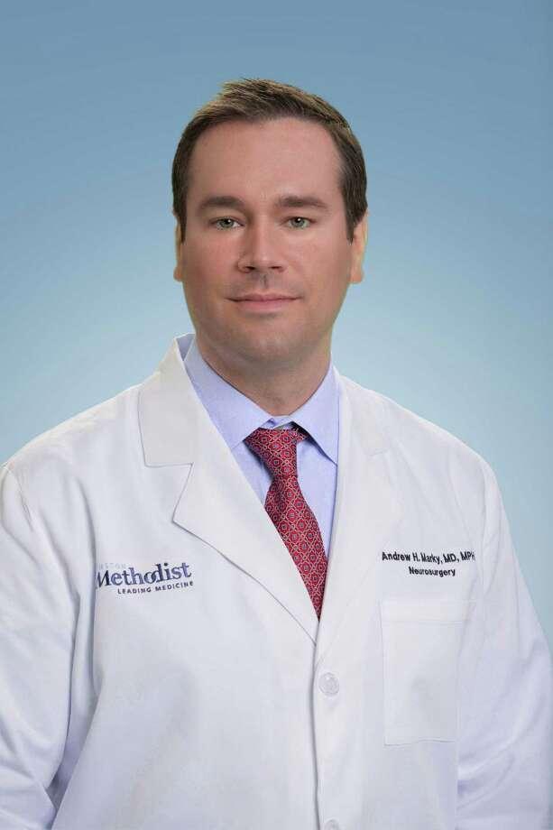 The Woodland Neurosurgeon Andrew Marky Photo: RICHARD CARSON / ©2016 Richard Carson