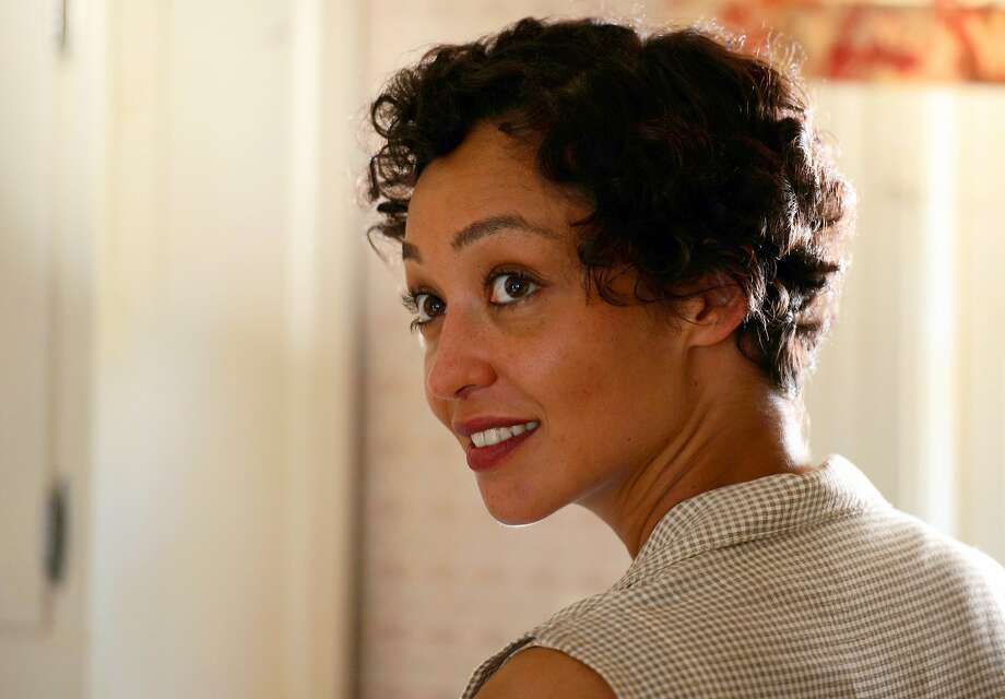 "Best-actress nominee Ruth Negga is shown in ""Loving,"" a drama about interracial marriage. Photo: Ben Rothstein, Associated Press"