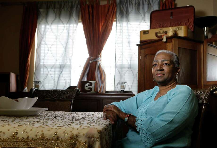 Beverly Bryant shown at her home Thursday, Jan. 19, 2017, in Houston   believes that having an ACA plan saved her life in her ability to get treatment for breast cancer. ( Melissa Phillip / Houston Chronicle ) Photo: Melissa Phillip, Staff / © 2017 Houston Chronicle