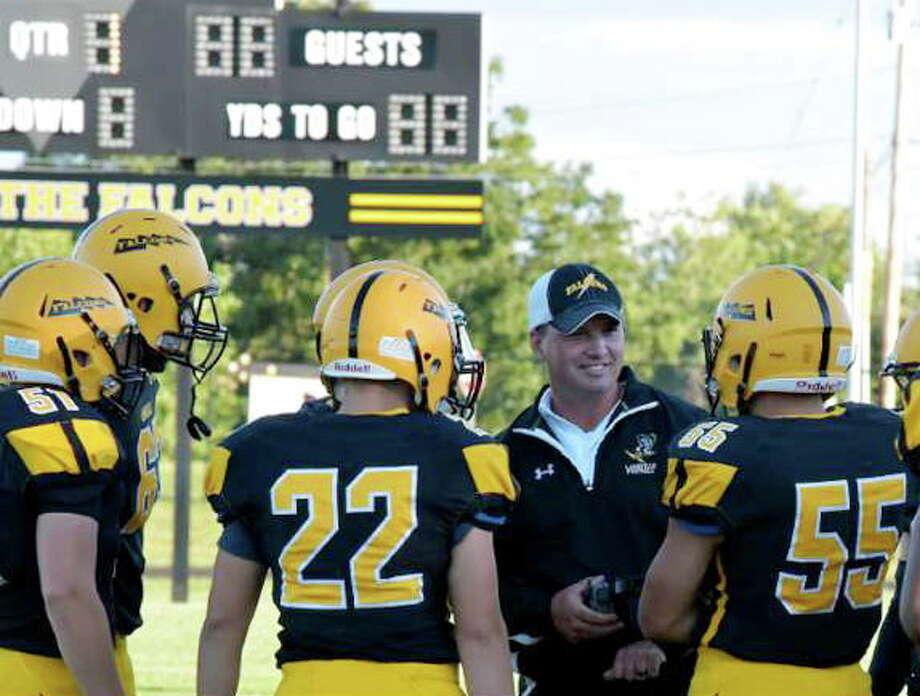Laker Hires Steve Verburg As Football Coach Huron Daily Tribune