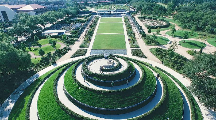 Urban Open Space: McGovern Centennial Gardens (Courtesy of ULI)