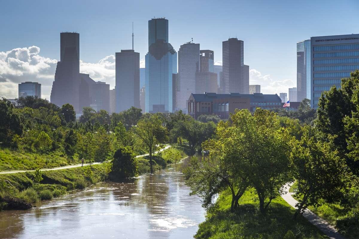 Urban Open Space: Buffalo Bayou Park (Courtesy of ULI)