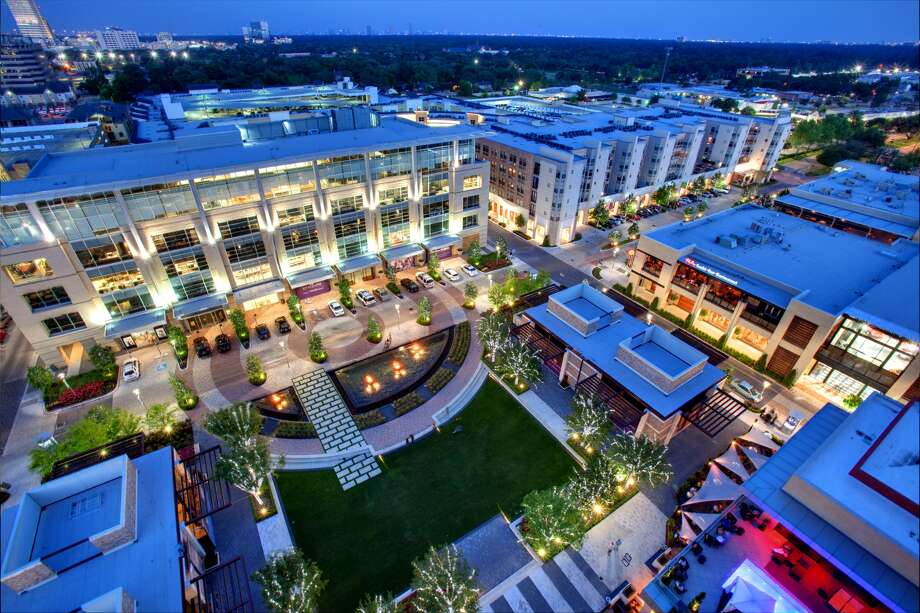 CityCentre is a mixed-use development of Houston-based Midway in west Houston.  (Courtesy of ULI)