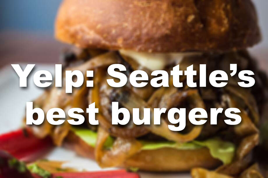 Where are Yelpers' favorite spots to grab a burger? Find out here. Photo: Von's Gustobistro/Yelp