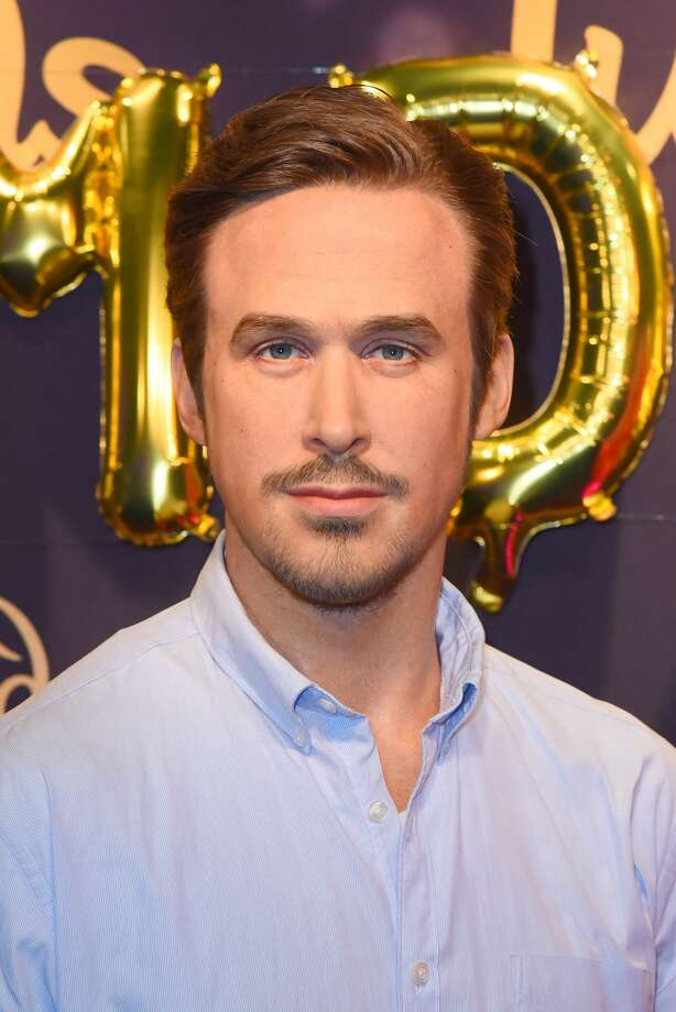 Madame Tussands in Berlin recently unveiled a figure of Ryan Gosling Photo Tristar Media. Retro Bathroom Lighting