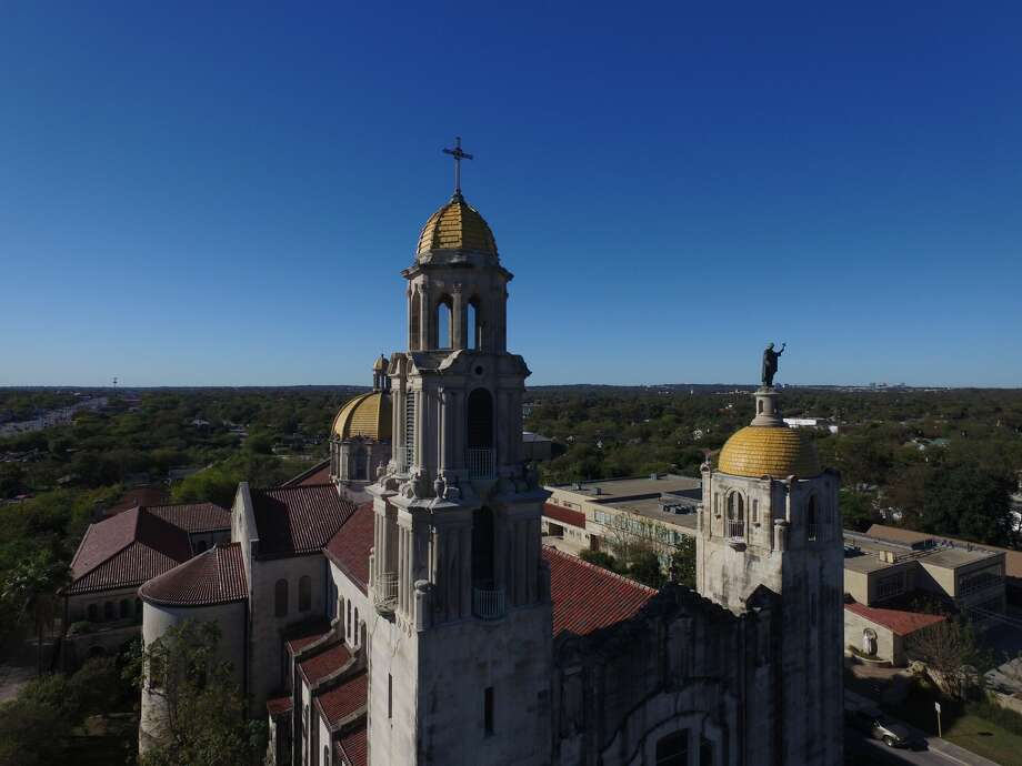 "The Basilica of the National Shrine of the Little Flower has been a West Side landmark for nearly 90 years; it's on the National Register of Historic Places. Click ahead for 10 more things to know about the ""Millennial Church."" Photo: James Peterson"