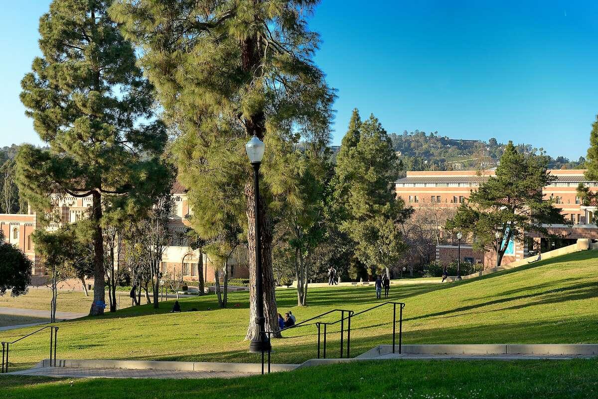 13. University of California, Los Angeles Full time equivalent enrollment: 38,392 Student-staff ratio: 9.9 International students: 16 percent Female-male ratio:53:47