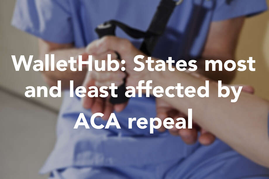 In order to assess the impact of the ACA's repeal at the state level,