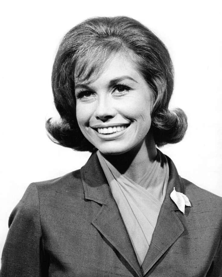 American actress Mary Tyler Moore, circa 1960. Photo: Silver Screen Collection/Getty Images