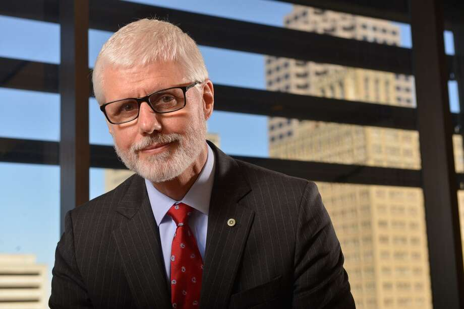 Phil Green is chairman and CEO of Cullen/Frost Bankers, the parent company of Frost Bank. Photo: Robin Jerstad /Contributor