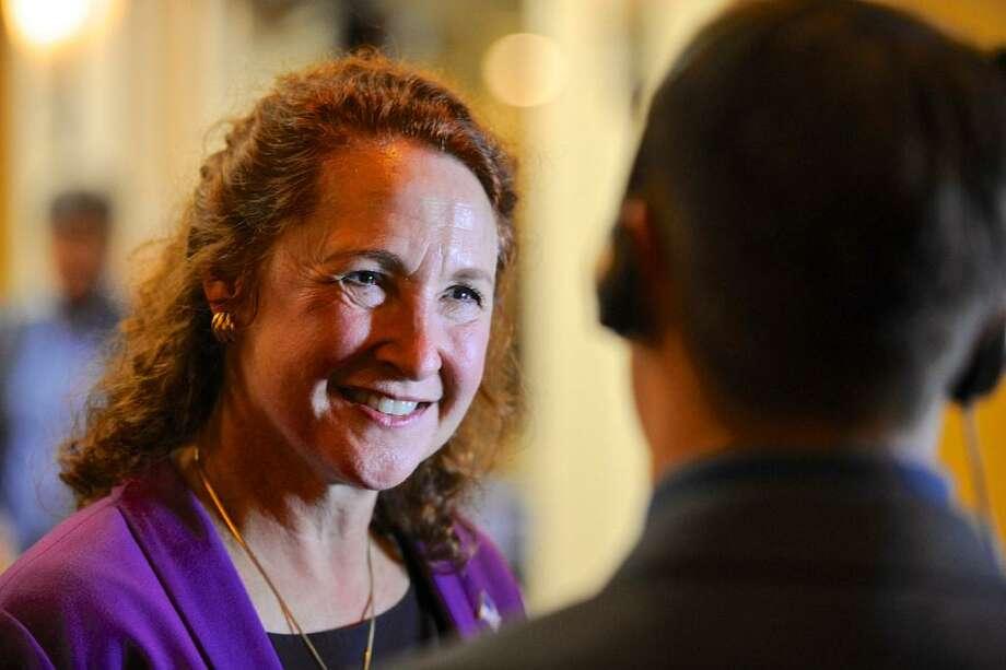 U.S. Rep. Elizabeth Esty Photo: / H. John Voorhees III