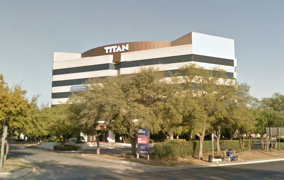 A manufacturing executive has bought a deteriorating six-story office building on Loop 410 after its previous owner declared bankruptcy last spring. Photo: Google Maps