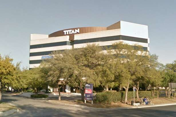 A manufacturing executive has bought a deteriorating six-story office building on Loop 410 after its previous owner declared bankruptcy last spring.
