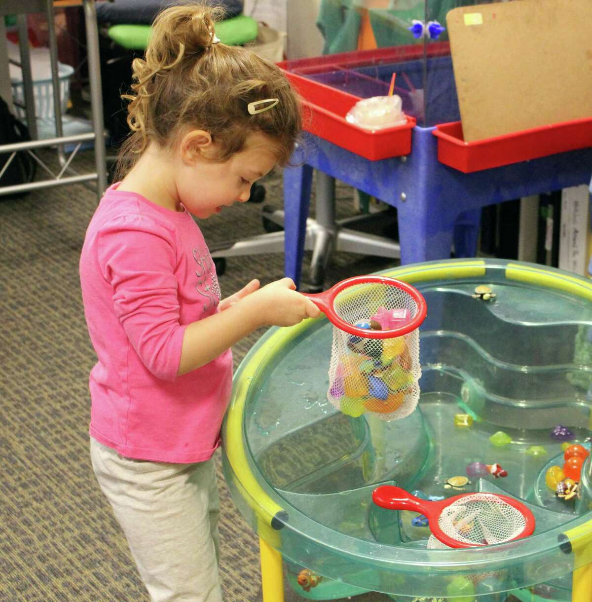 Miller-Driscoll Early Learning Center Open House on Thursday, Jan. 19, 2016.