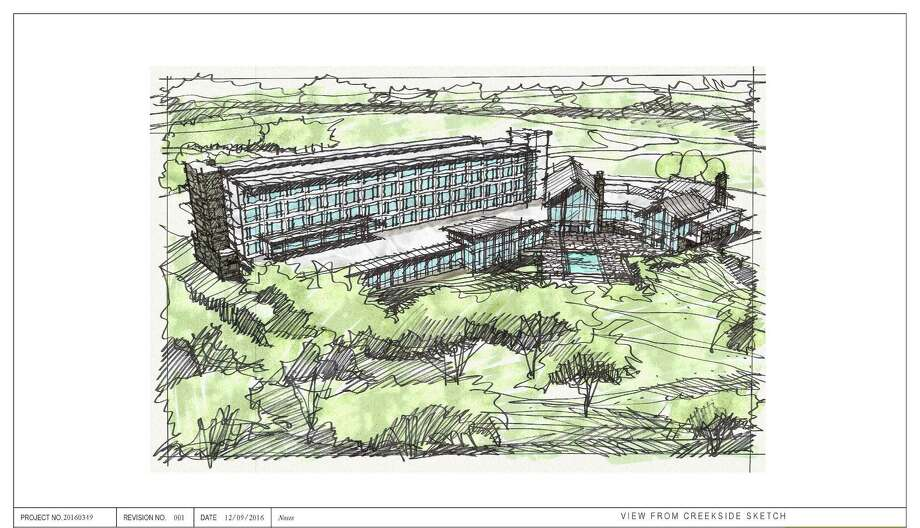 Phoenix Hospitality Group, a Boerne-based hotel developer and operator, is teaming up with Ross Partlow, owner of Boerne-based Partlow Properties and Investments, and his partner Tim Lange on a 130-room full-service hotel that will feature outdoor event spaces, a 7,500-square-foot conference center and a resort-style pool. Photo: Courtesy / Courtesy