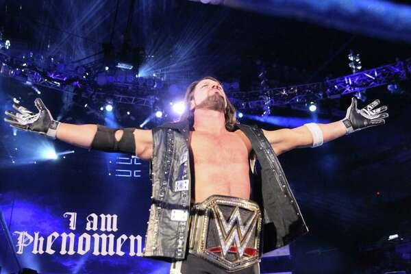 Pro wrestling not loosening choke-hold on pop culture