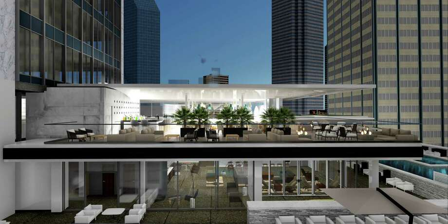 Rendering of the planned Thompson Dallas. Photo: Courtesy Of Two Roads Hospitality