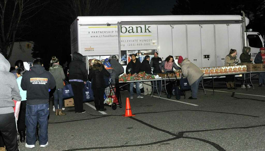 United Way Mobile Food Pantry Norwich Ct