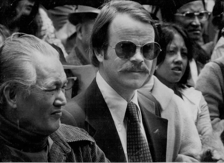 Former Chronicle reporter Rob Haeseler in the 1970s. Photo: Handout Photo Courtesy Of The Haeseler Family
