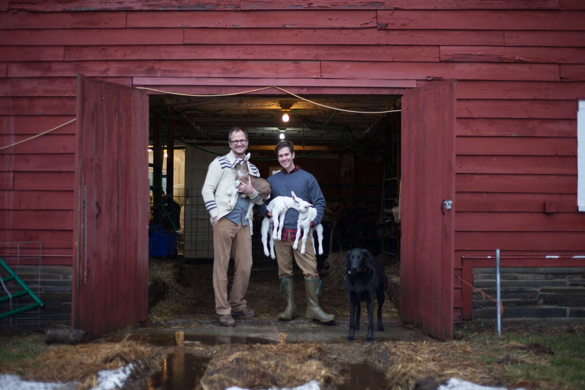 Click through the slideshow for 20 things you don't know about Josh Kilmer-Purcell and Dr. Brent Ridge, AKA The Beekman Boys.