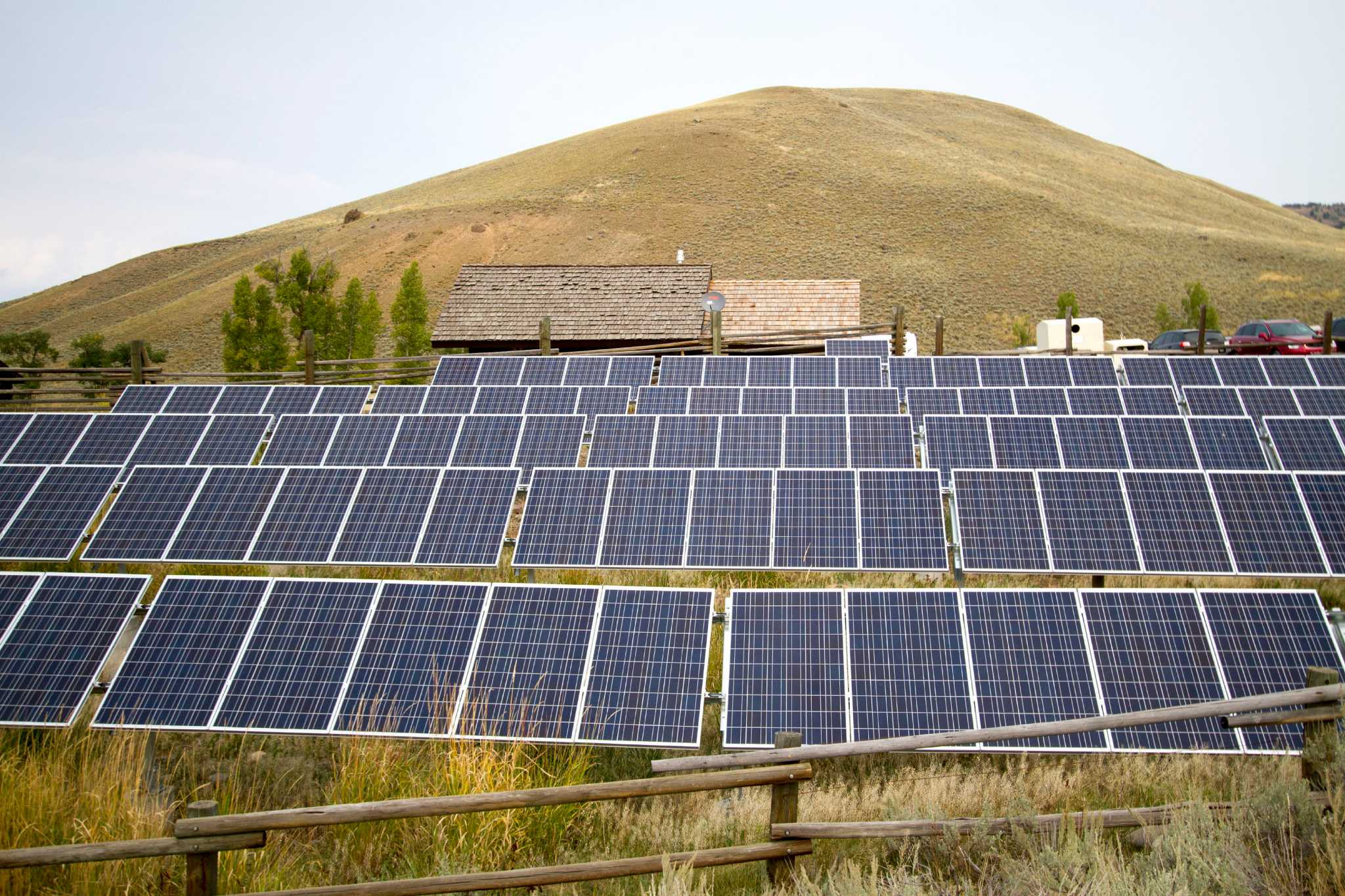 Study Storing Solar Power Is A Bad Idea Houston Chronicle Ford Panel Roof