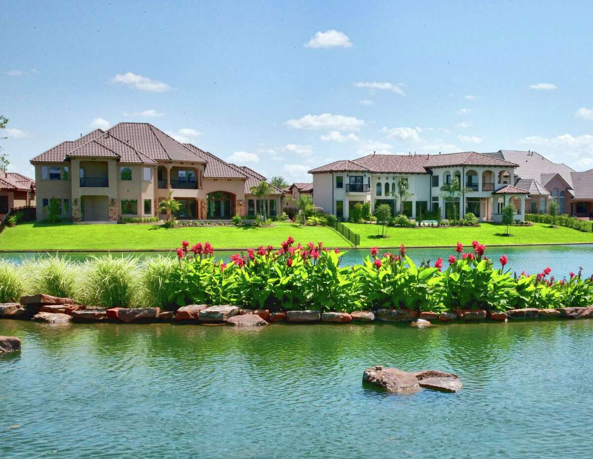Riverstone in the Sugar Land area is among 11 Houston area communities on a ranking of the nation's top-sellers by new home sales in 2018. Keep going to see stats for area communities on the list.
