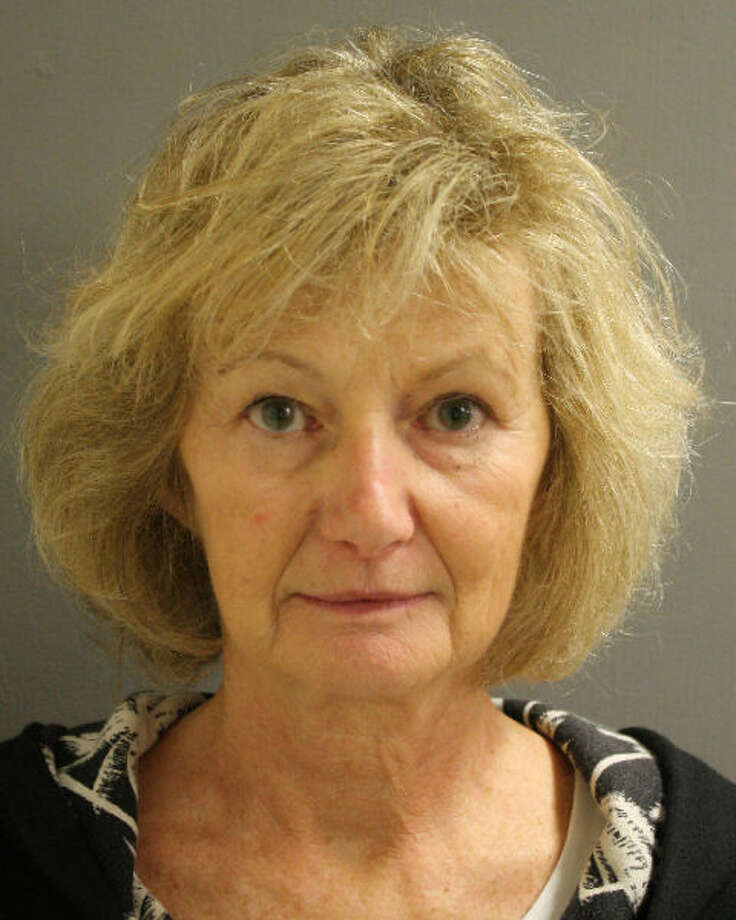 CORRECTS FROM LEINA TO LIANA- This booking photo released by the Harris County (Texas) Sheriff's Office shows Elaine Yates. Two sisters who disappeared from Rhode Island with their mother Elaine Yates in 1985 have been located in the Houston area, and their mother was charged with snatching them, police announced Tuesday, Jan. 17, 2017. Yates, who had been living in Houston under the name Liana Waldberg, was arrested on Monday, Jan. 16, without incident and faces arraignment Wednesday in Rhode Island on a fugitive charge. (Harris County Sheriff's Office via AP) Photo: HOGP / Harris County Sheriff's Office
