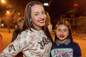 "San Antonians flocked to the Tobin Center Jan. 25, 2017 to seeInternet sensation ""Miranda Sings."""
