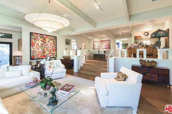 Jane Fonda's Beverly Hills home is on the market for  $12,995,000.  