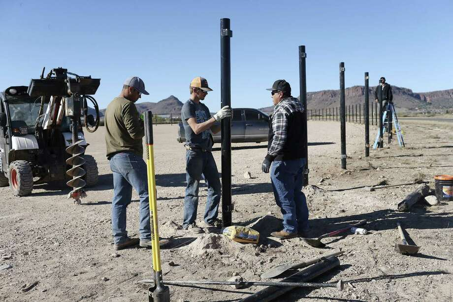 About half of construction workers in Texas are undocumented, and nationwide 14 percent lack authorization for employment in the U.S., according to the Workers Defense Project, an Austin group that advocates for undocumented laborers. Photo: San Antonio Express-News /File Photo / © 2015 San Antonio Express-News