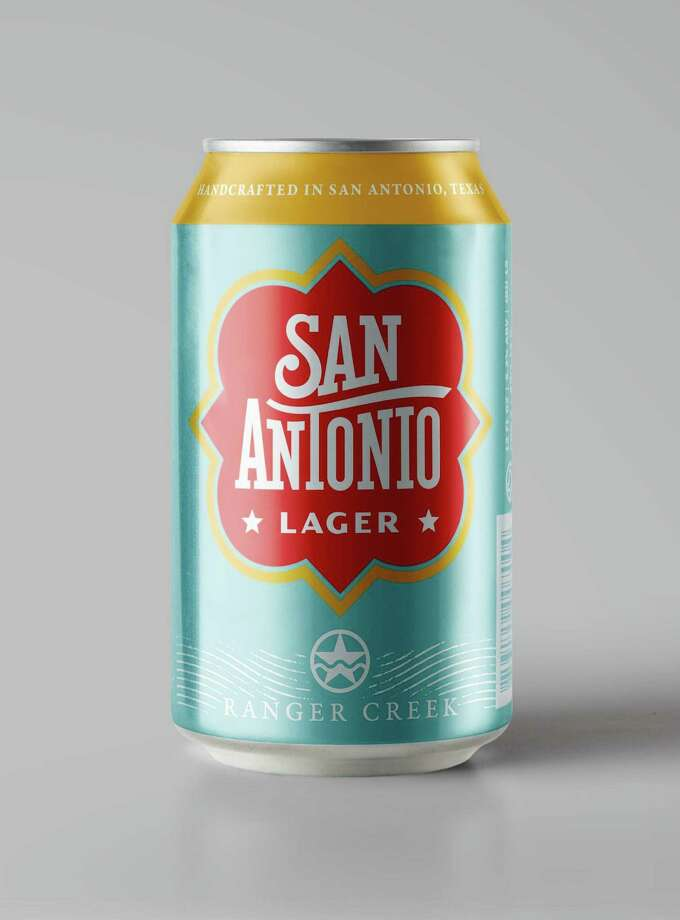 Ranger Creek's San Antonio Lager is the firstin a series of three beers that Ranger Creek Brewing & Distilling and Breetail Brewing are making in recognition of San Antonio's tricentennial in 2018. The beer, a sessionable German-style lager, will be available February 22, 2017. Photo: Courtesy / Ranger Creek Brewing & Distilling