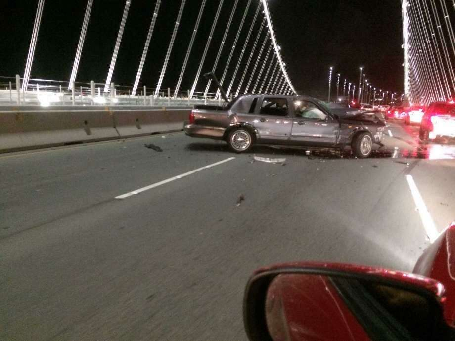 Wrong-way driver on meth who caused Bay Bridge crash convicted - SFGate
