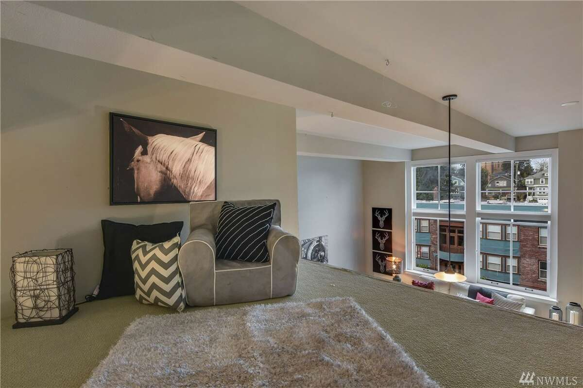 201 Galer St, #460 listed at $450,000. You can see the full listing here.