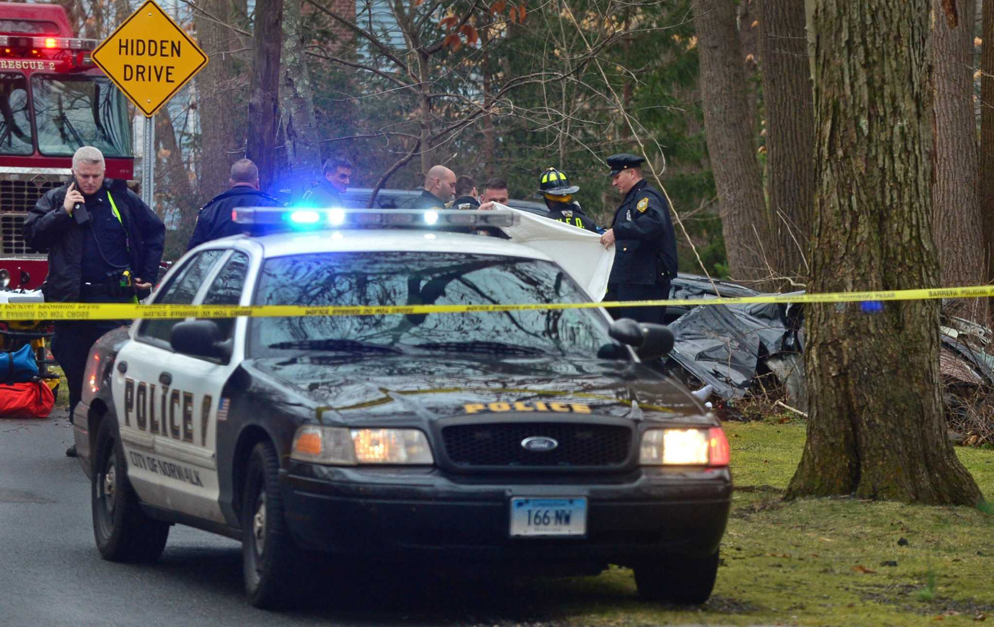 Nissan Fairfield Ct >> 1 dead, 1 critical after police chase ends in crash ...