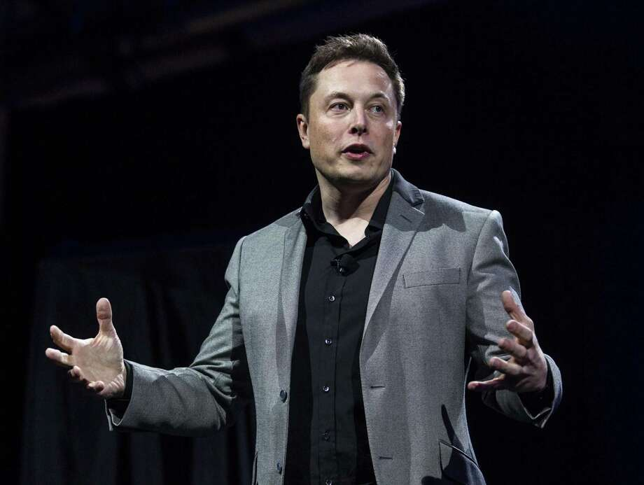 "Policy differences aside, Tesla's recent stock surge suggests investors consider it wise for CEO Elon Musk to have a seat at the table. ""Elon is being pragmatic,"" says Joe Dennison, associate portfolio manager of Zevenbergen Capital Investments in Seattle. Photo: Associated Press /File Photo / FR170512 AP"