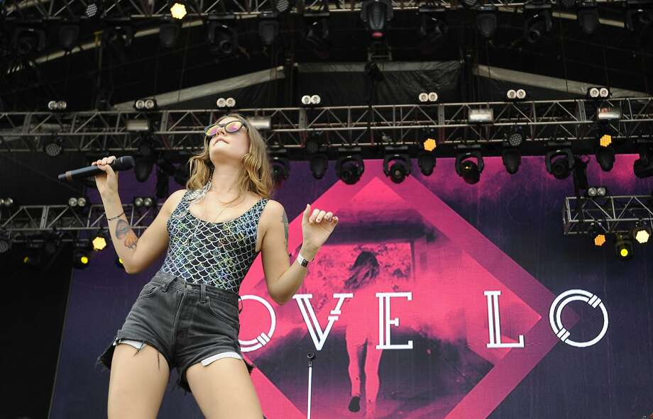 """Tove Lo will play Oakland's Fox Theater on Wednesday, Feb. 8, as part of a 12-city North American tour in support of her """"Lady Wood"""" album. Photo: Jon Shapley, Houston Chronicle"""