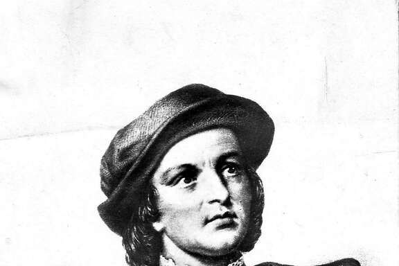 Christopher Columbus, illustration (unknown artist) (date unknown) On April 17, 1492, Columbus signed a contract with a representative of Spain's King Ferdinand and Queen Isabella, giving Columbus a commission to seek a westward ocean passage to Asia. CREDIT: FILE PHOTO