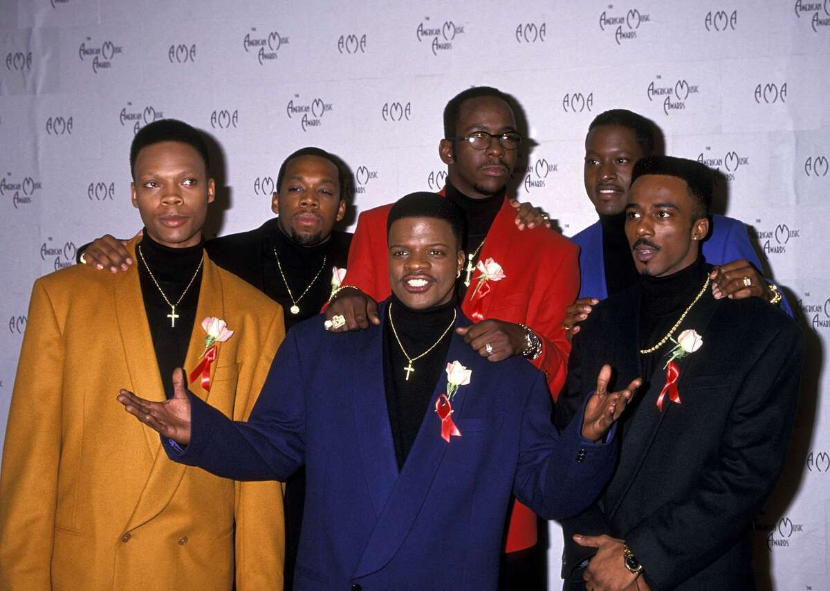 PHOTOS: What happened to the singers and managers that were part of New Edition New Edition provided us with some of the biggest R&B hits of the 1980s and '90s, including